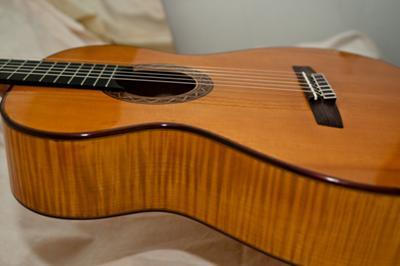 Achim-Peter Gropius Classical Guitar