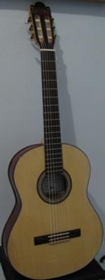 Caraka-01 handmade classical guitar front