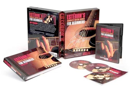 A whole range of instructional DVDs are also available separately. This fantastic set is a snap at around $20 for two discs and booklets. Click to buy from Amazon
