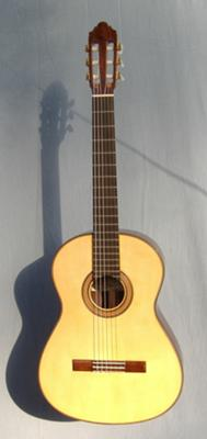 Francisco Hernandez 2005 Classical Guitar