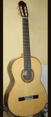 J.Castelluccia G8 Classical Guitar