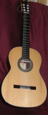 Kauko Liikanen classical  guitar