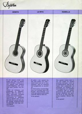Bjarton Catalogue Page