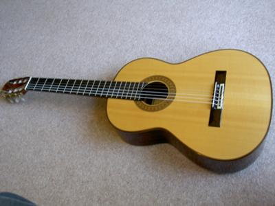 Robert Welford Classical Guitar