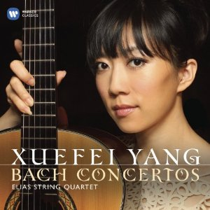 Click to order Bach Concertos by Xuefei Yang
